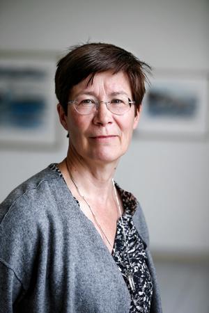 Birgitta Johansen, museichef.