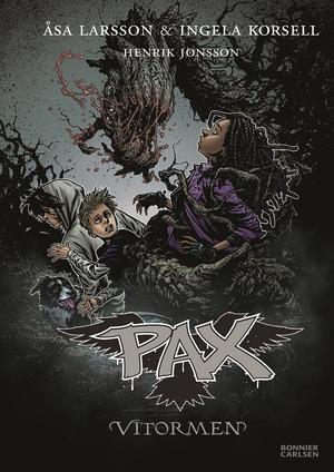 """""""Pax Vitormen"""" kom 2017 och är den senaste i bokserien Pax av Ingela Korsell."""