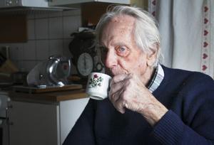 Kjell Svensson. Foto Arkiv/Kristian Westin