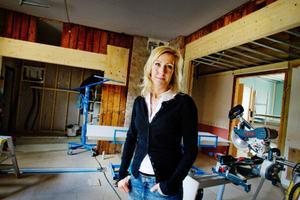 Kökschefen Elin Runudde ser fram emot den 20 november, då restaurangen öppnar, om än med hjärtat i halsgropen.