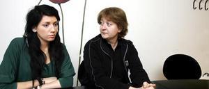 Ida Larsson och Gunilla Wikman fick en obehaglig överraskning efter nätköpet.