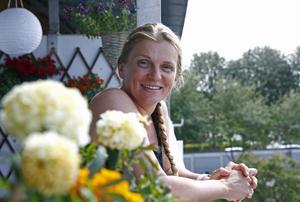 Är det Agnes tur att vinna Maratonmarschen i år? Under måndagen var hon en av de få kvarvarande i den ovanliga tävlingen.