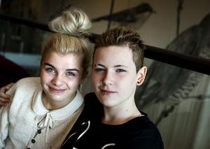 Amanda Fondell och Linni Barresjö står inför sin andra fredagsfinal.