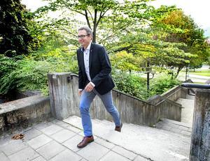 Peder Björk som de sista sex månaderna i förra mandatperioden var kommunalråd tar nu tillbaka makten.
