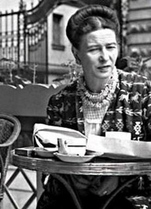 Den franska filosofen Simone de Beauvoir (1908 - 1986) avslöjade vår benägenhet att tillskriva eller frånkänna människor egenskaper beroende på deras kön.