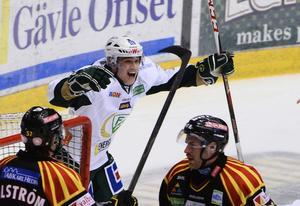 Frölundas Christoffer Forsberg gästspelar i Timrå.