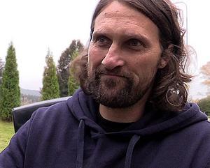 Tony Broman är vice President i skoterförenignen SideHillers och den som har bäst koll på filmtekniken i gänget.