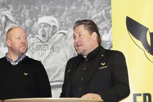 Patrik Zetterberg och Andreas Appelgren.