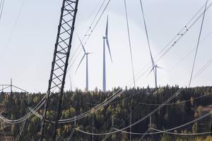 Vindkraftverken som byggs i de stora Sca/Statkraft-parkerna är av en ny modell. Några turbiner har visat sig vara felaktiga.