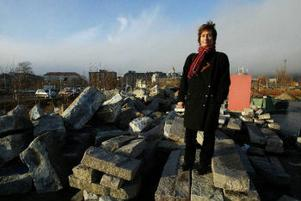 Det finns ett stort intresse för att exploatera södra kajen. Från 2007 kan det arbetet tar fart, hoppas kommunens stadsarkitekt Anita Edlund.