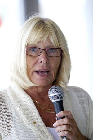 Berit Fredricsson byter jobb, från chef för länets primärvård till chef fär landstingets hälsovalskontor.