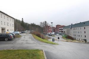 Området vid Årekompaniet ska inte byggas ut så kraftigt som de första skisserna visade.