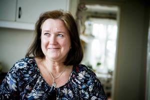 Gun-Britt Asplund, fastighetsmäklare och kontorschef på Era.