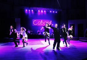 """På lördag händer det, musikalen """"Cabaret"""" i Gävle för första gången."""