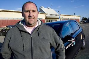 Kevin Spires kom till Ö-vik 1987 och blev kvar. I dag hjälper han klubbar i Ångermanland att skaffa hit spelare från England.