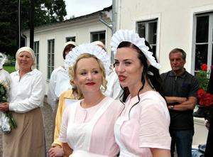 Herrgårdslif spelades i Högbo under 2007.