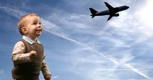 Barnfria flygresor - ett möjligt val i framtiden?