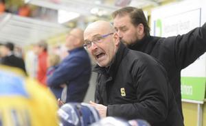 Mats Waltins sejour som huvudtränare i Södertälje är över.