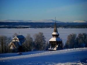 Hackås kyrka Foto: Jan Liljeteg