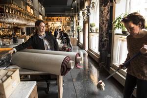 I 16 år har Regina Bengtsdotter arbetat med inredning och renoveringen Invito var hennes senaste projekt.