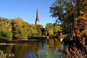 I Västerås kan man hitta spännande naturmotiv