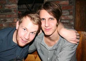 Konrad. Jimmy och Viktor
