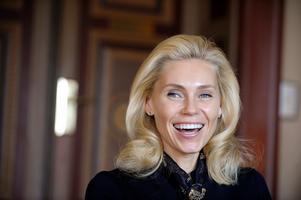 Anna Anka kan vinna tv-priset Kristallen.Foto: