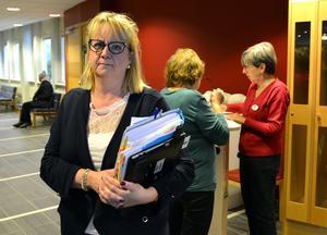 Kammaråklagare Catharina Kjelsson är förtegen kring vilken typ av narkotika det är som har beslagtagits.