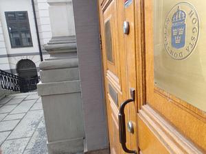 Högsta domstolen, Stockholm.