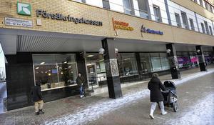 STOCKHOLM 20120110Gemensamt servicekontor för skatteverket, pensionsmyndigheten, och försäkringskassan.