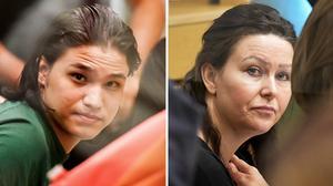 Enligt tingsrätten är Mohammad Rajabi och Johanna Möller skyldiga till mord och mordförsök.