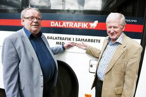 Dalarnas president Leif Nilsson (S) har ända sedan Dalarna bröt med Nobina fått in Dalatrtrafiks vd Claes Annerstedt nya domstolsstrider om vem och på vilka villkor trafiken ska köras