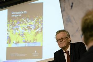 Björn Eriksson Före detta rikspolischef