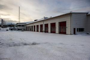 Även ambulansen flyttar till den nybyggda brandstationen i Örnsköldsvik.