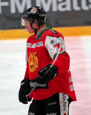Patrik Andersson har drabbats av en ny jobbig hjärnskakning.