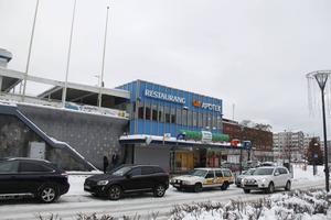 Här i lokalerna där det tidigare varit lunchrestaurang ovanför Coop i Timrå centrum ska det byggas ett nytt gym för styrke- och konditionsträning.