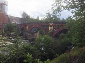Carl XIII bro, Dalälven, Älvkarleby