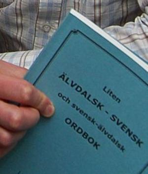 14 språkforskare eniga: Regeringen bör erkänna älvdalska som ett språk. Foto: arkiv