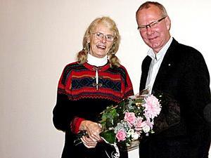 Lisse-Lotte Danielson och Göran Severin