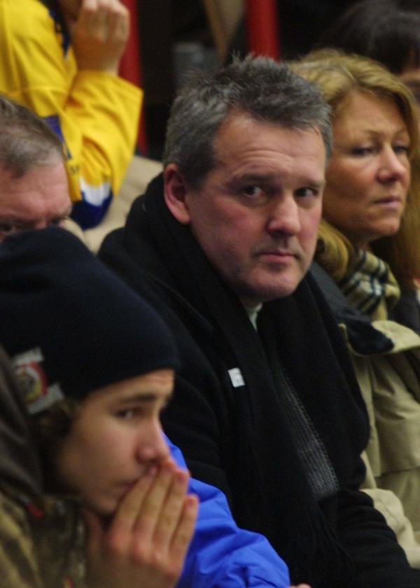 Håkan Nordin var länge av av Färjestads viktigastte spelare stora delar av 1980-talet.
