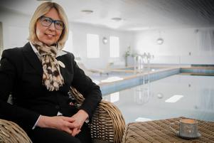 Helene Åkerström Hartman är vd och ägare till Orbaden Konferens & Spa och hon tror på Hälsingland som besöksmål för turister både inom och utomlands ifrån.