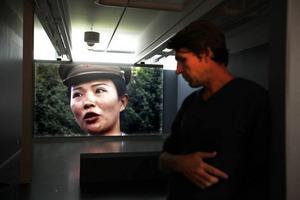 """""""Madame & Little Boy"""". Magnus Bertås film berättar om Nordkoreas kidnappning av en sydkoreansk skådespelare."""