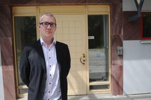 Hoppfull. Johan Lennström var hoppfull efter gårdagens rättegångsförhandling, trots att åklagaren i sin plädering yrkade på fängelse.
