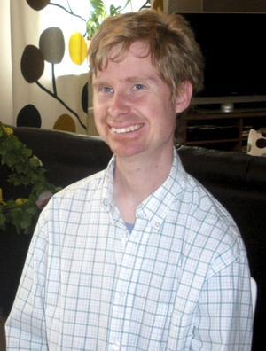 Fredrik Andersson, 30 år.