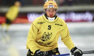 Pontus Blomberg är spelaren som ska lägga upp för lagkamraterna på hörnor.