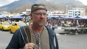Stefan Strömberg. Författare, föreläsare och reseledare med sammanlagt fem år i Latinamerika.