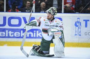 Niklas Rubin storspelade under matchen och bidrog till att Tingryd lyckades hålla sig kvar mot serieledarna.