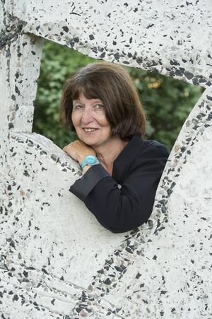 Marie Lundquist har varit verksam som författare i mer än 20 år.