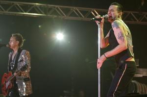 Depeche Mode släpper nytt i mars.Foto: Scanpix