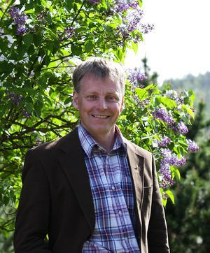 Peter Löthman, hälso- och sjukvårdsdirektör.